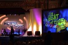 nortel asian event team conference